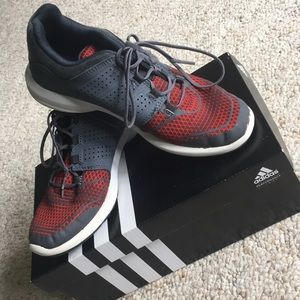 Adidas Boys shoes size 1